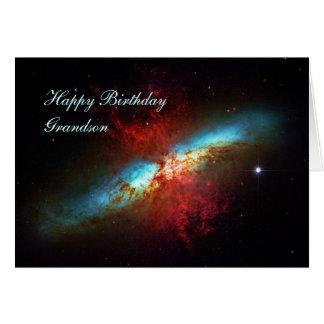 Alles- Gute zum Geburtstagenkel - eine Grußkarte