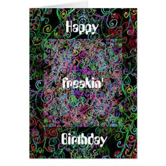 Alles- Gute zum Geburtstaggruß-Karte Grußkarte