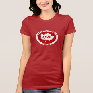 Alles- Gute zum Geburtstagkanada-T-Shirt der T-Shirt