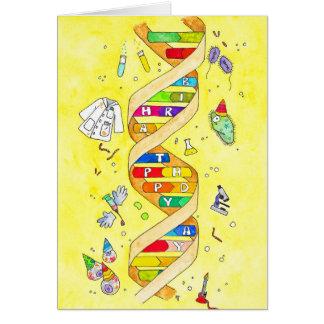 Alles Gute zum Geburtstagkarte für Karte