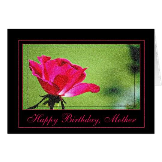 Alles- Gute zum Geburtstagmutter-Karte Karte