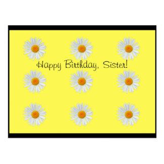 Alles- Gute zum Geburtstagpostkarte mit Postkarte
