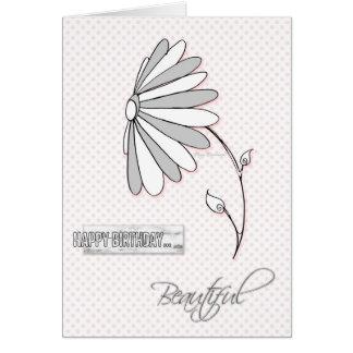 Alles- Gute zum Geburtstagschöne Karte