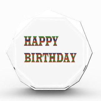 ALLES- GUTE ZUM GEBURTSTAGtext:  HappyBIRTHDAY Auszeichnung
