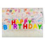 Alles- Gute zum Geburtstagtext Karte
