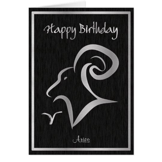 Alles- Gute zum Geburtstagwidder-elegantes Karte