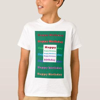 Alles- Gute zum T-Shirt