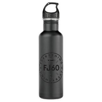 Alles Logo FJ60 Trinkflasche