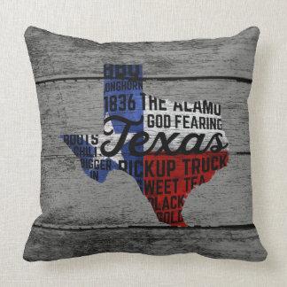Alles Sache-Texas-Kissen Kissen