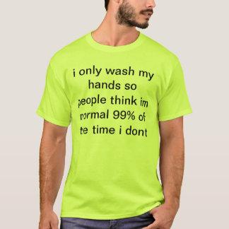 Allgemeine Badezimmer T-Shirt