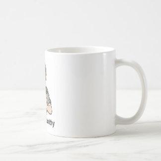 Allgemeine Gesundheits-Gang Kaffeetasse