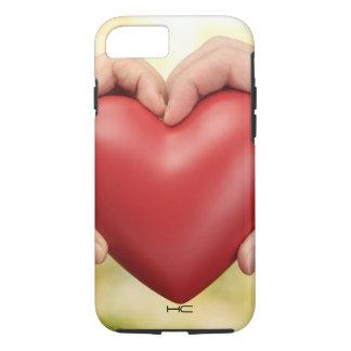 allgemeiner HerzLiebe Fall für iphone 6 iPhone 8/7 Hülle