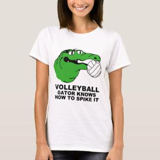 Alligatorgang VOLLEYBALL T-Shirt