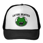 Alligatorjäger-Symbol Kultmütze