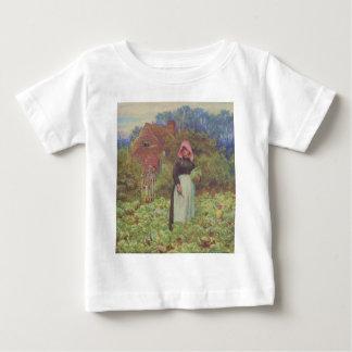 Allingham, Helen (1848-1926) - glückliches England Baby T-shirt