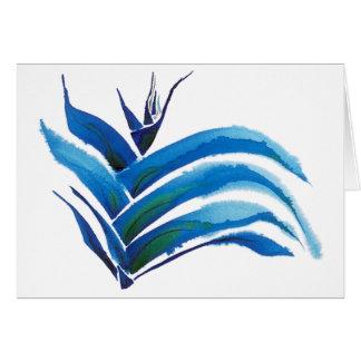 'Allo Aloe Notecard Karte