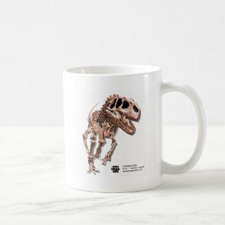 Allosaurus-Tasse