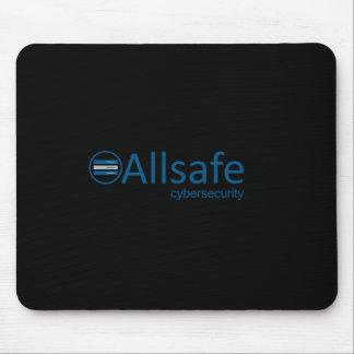 Allsafe mouse pad mousepad