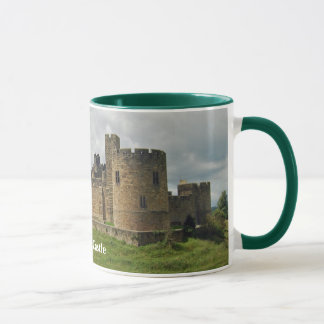 Alnwick-Schloss-Tasse Tasse
