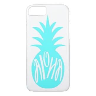 Aloha Ananas iPhone 7 Hülle