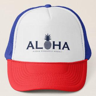 aloha cap(star) 030 truckerkappe