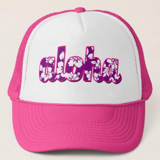 Aloha der Hut der Frauen Truckerkappe