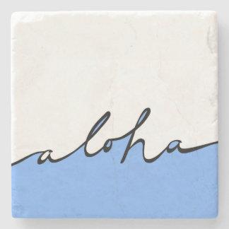 Aloha Hawaii Steinuntersetzer