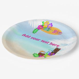 Aloha Luau PapierTeller