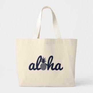 aloha(star)018 jumbo stoffbeutel