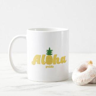 Aloha Stolz-Hawaiianer-Kaffee Kaffeetasse