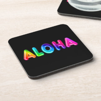 Aloha Untersetzer