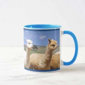 Alpaka-Tassen für ihn Tasse