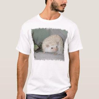 Alpenschneehuhn der Igel T-Shirt
