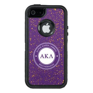 Alpha Abzeichen Kappa-Lambdas | OtterBox iPhone 5/5s/SE Hülle