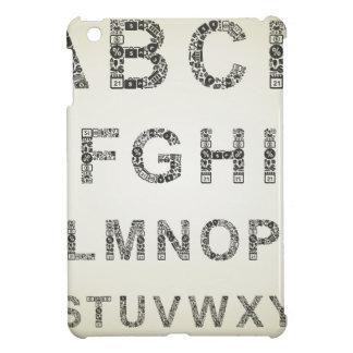 Alphabetgeschäft iPad Mini Hülle