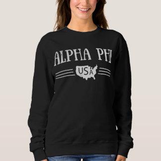 Alphaphi USA Sweatshirt
