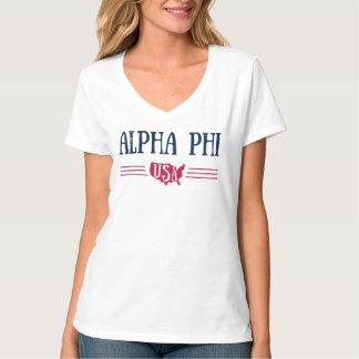Alphaphi USA T-Shirt