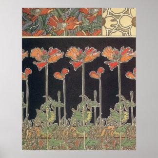 Alphonse Mucha dokumentiert Décoratifs GalleryHD Poster