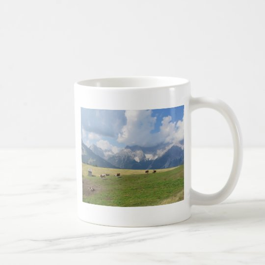 Alpine Weide Kaffeetasse