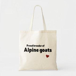 Alpine Ziegen Tragetasche