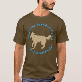Als Nächstes bester Freund-T - Shirt 28