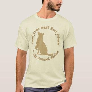 Als Nächstes bester Freund-T - Shirt 5