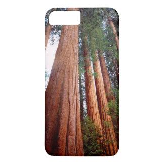 Alt-Wachstum Mammutbaum-Rotholzbäume iPhone 8 Plus/7 Plus Hülle