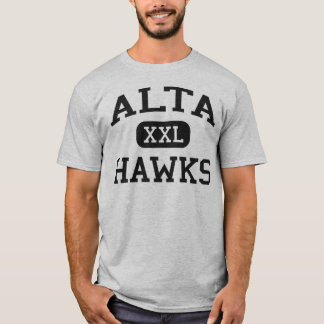 Alta - Falken - Highschool Alta - Sandy Utah T-Shirt