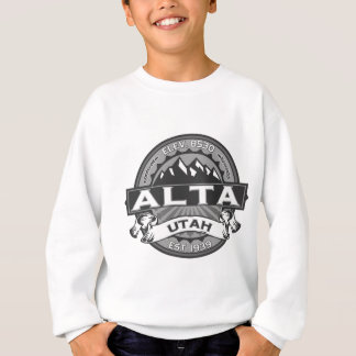 Alta-Silber Sweatshirt