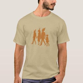 Alte ägyptische Familienwerte T-Shirt