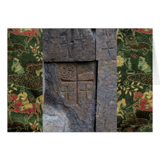 Alte Christen Karte