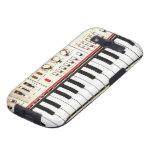 Alte elektrische Tastatur