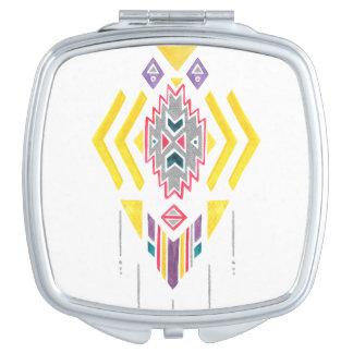 Alte Geometrie 01 Taschenspiegel