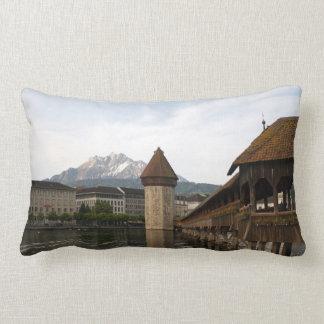 Alte Kappelbrücke Luzern Kissen